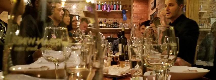 Tasting Class : Discovering Dessert Wines