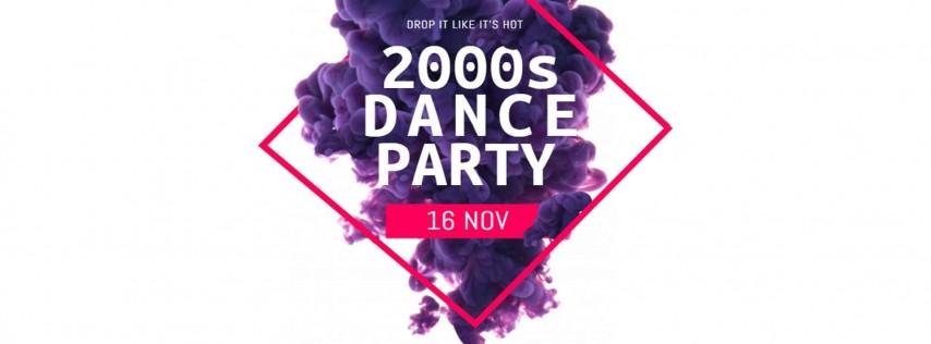 Drop It Like It's Hot: A 2000's Dance Party