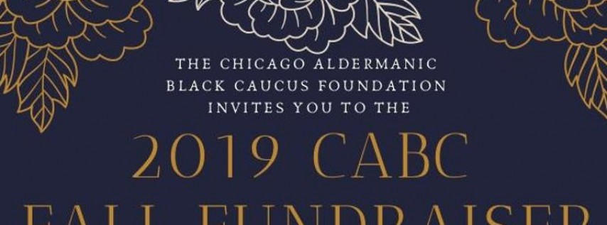 2019 CABC Fall Fundraiser