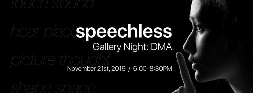 Gallery Night: Speechless at the DMA