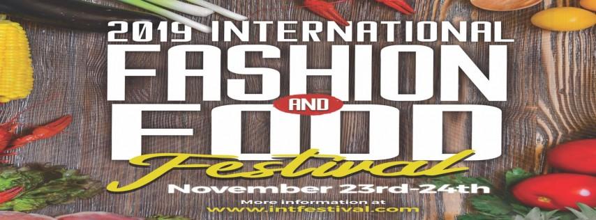 International Fashion and Food Festival