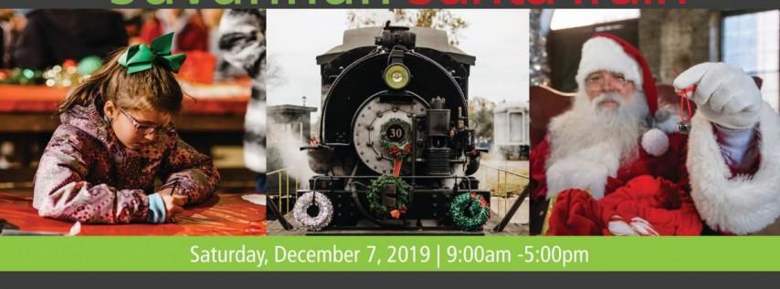 2019 Savannah Santa Train