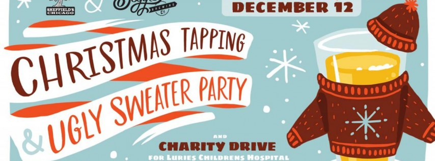2nd Annual Ugly Sweater Party & Fundraiser With Begyle Brewing