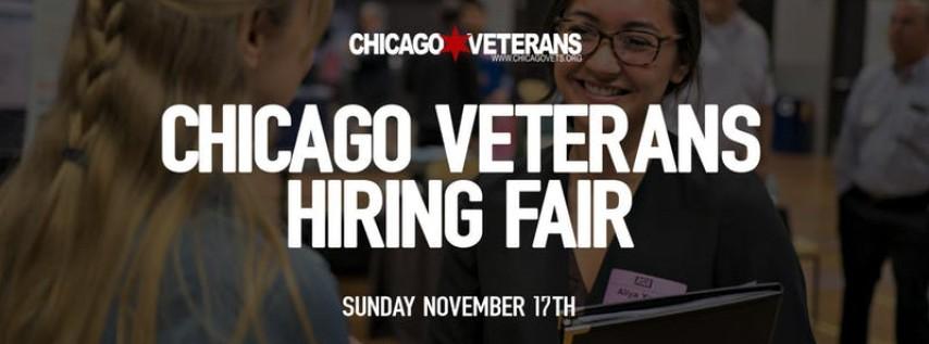 Chicago Veterans Hiring Fair (Vendors)