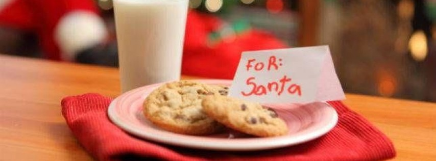 Cookies for Santa- Kid's Cooking Class on December 21st