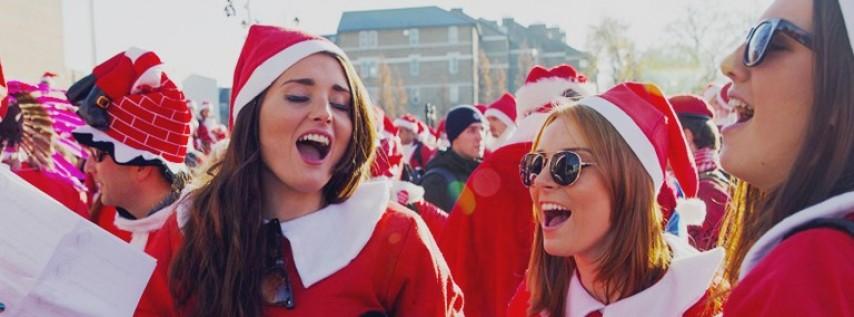 Official Santa Pub Crawl 2019!