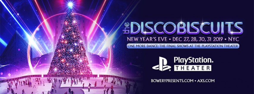 The Disco Biscuits 4-Night New Years' Run