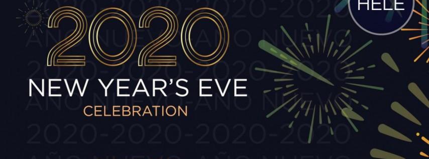 HĒLE New Year's Eve 2020