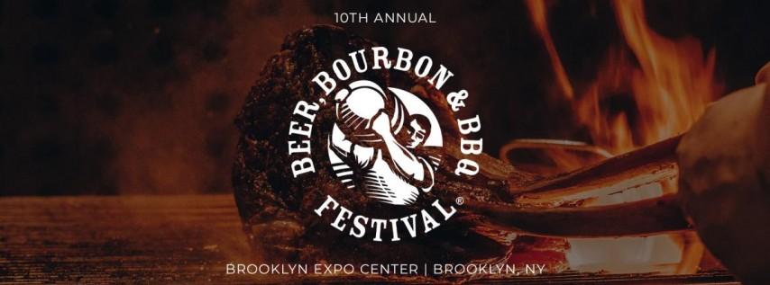 Beer, Bourbon & BBQ Festival - New York 2020