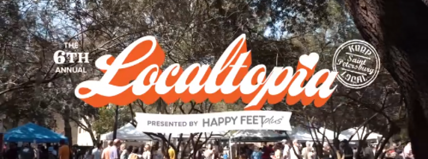 Localtopia 2020: 'A Community Celebration of All Things Local'