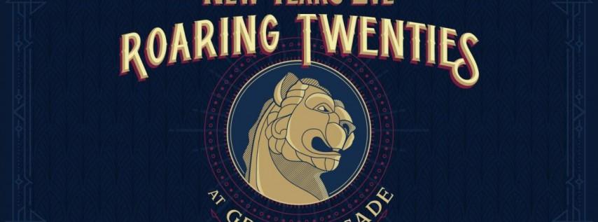 Roaring Twenties at Grove Arcade | New Years Eve Party