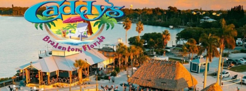 Sat Nov 23, Tropical Avenue at Caddy's Bradenton 6-10p