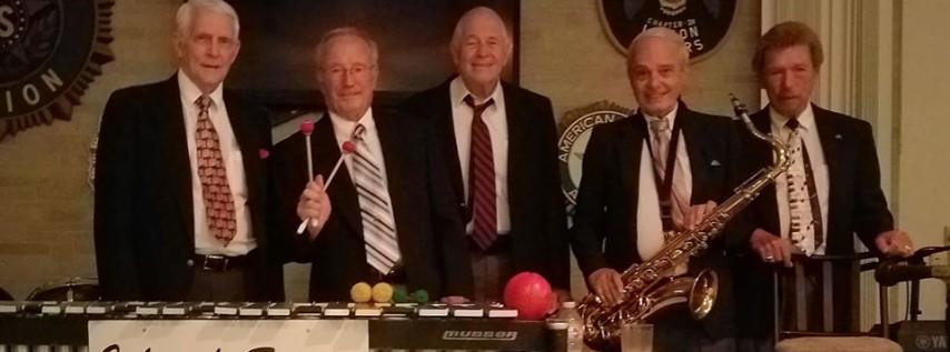 Party at Scarpino's Dale's birthday, Bob Noyes Celebration.