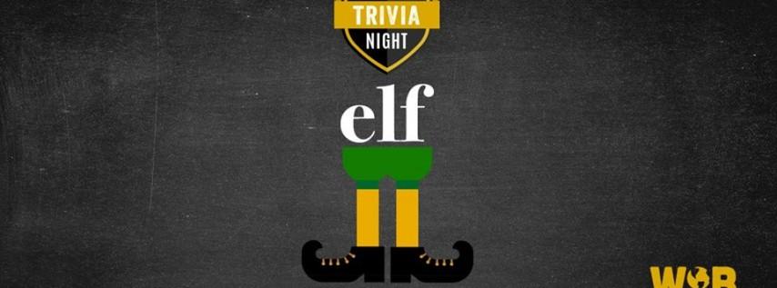 Elf Themed Trivia