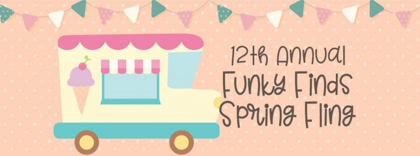 12th Annual Funky Finds Spring Fling