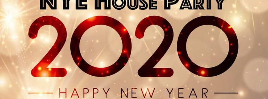 NYE House Party & Ball Drop