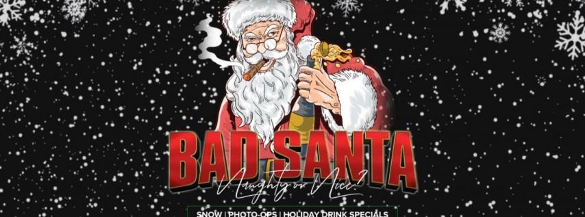 Bad Santa Holiday Party