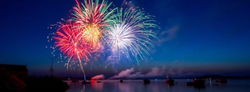 New Year's Eve Fireworks Dinner