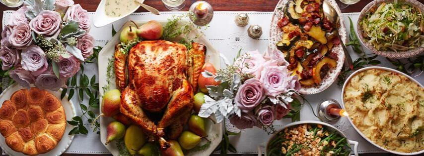 Aqua Star's Famous Thanksgiving Brunch