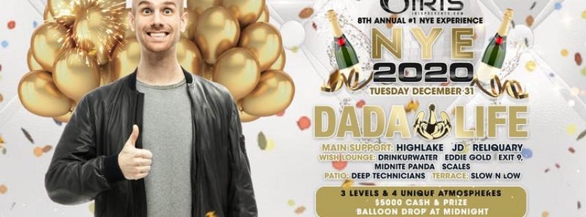 Dada Life - Iris NYE 2020