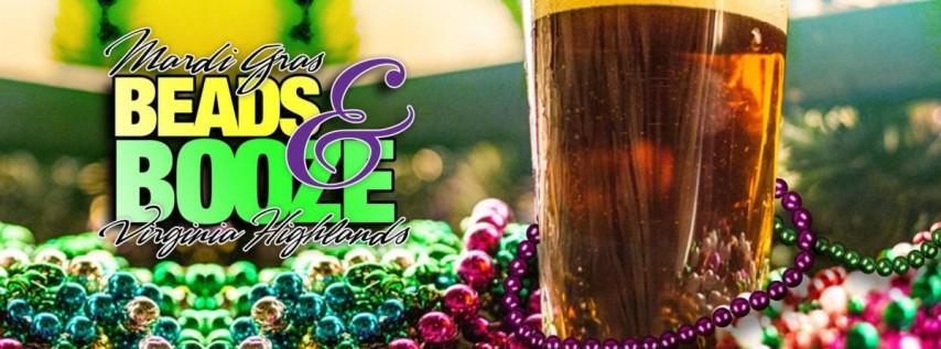 Mardi Gras Virginia Highland