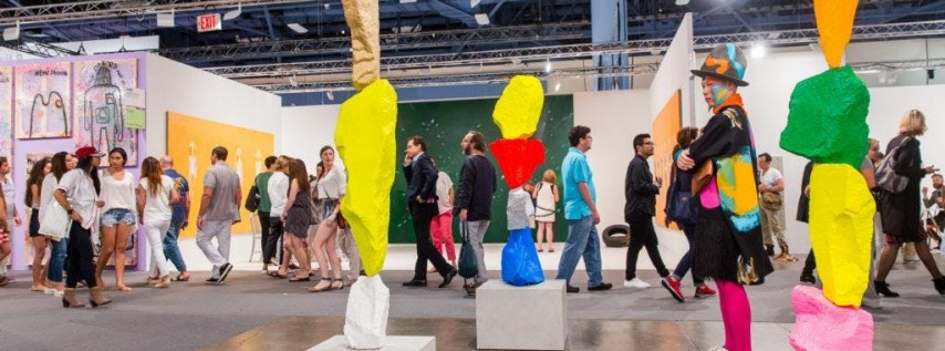 Travel with El Museo: Art Basel