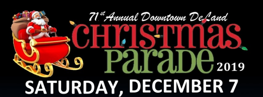 71st Annual Downtown DeLand Christmas Parade