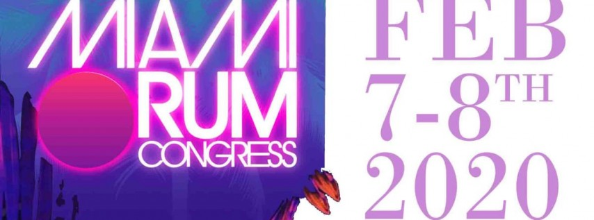 Miami Rum Congress | 2020