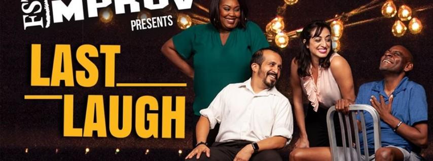 FST Improv Presents: Last Laugh