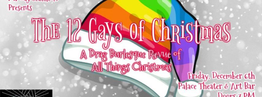 Twelve Gays of Christmas
