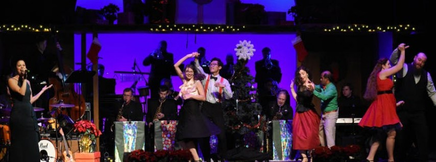How the Big Band Stole Christmas - Theatre Jacksonville
