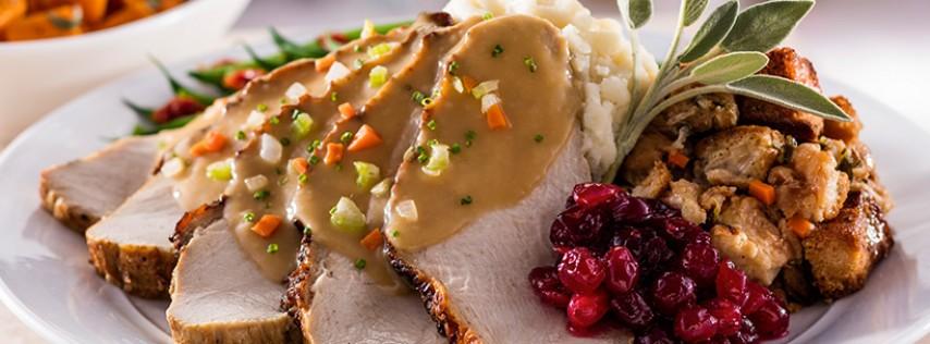Thanksgiving at Eddie V's Prime Seafood
