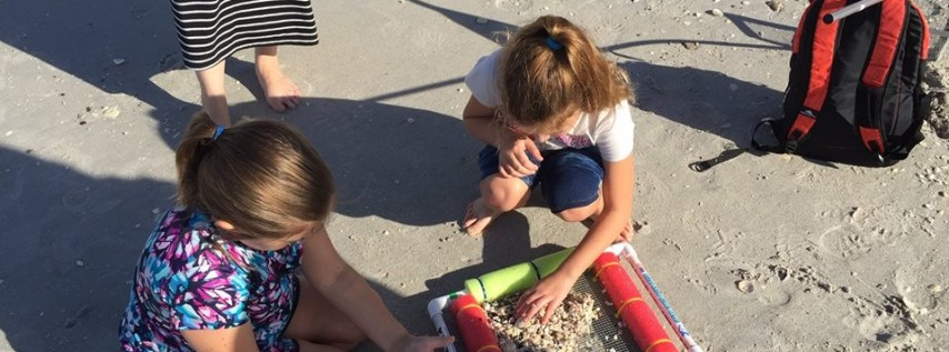 Shark's Teeth & More Family Tour! It's a TOTAL beach adventure!