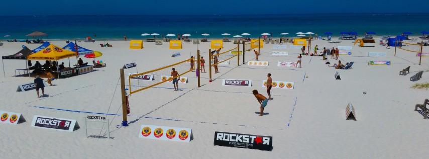 Thanksgiving Stuffer Pro/Am Beach Volleyball Tournament