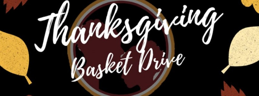 5th Annual Thanksgiving Basket Drive