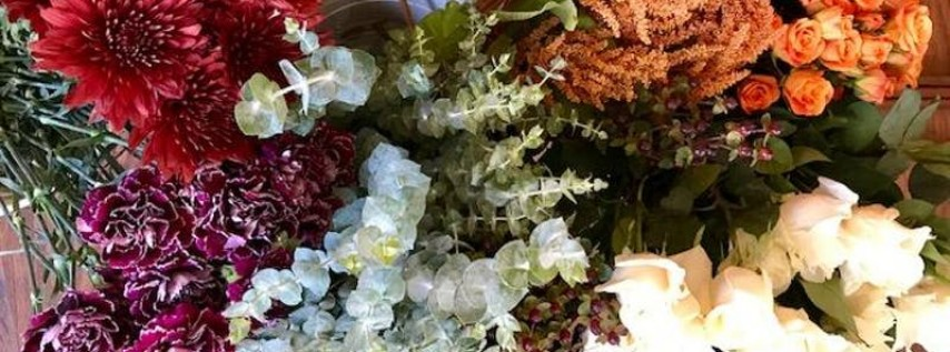 Floral Workshop and Fundraiser for the Rawlings Conservatory