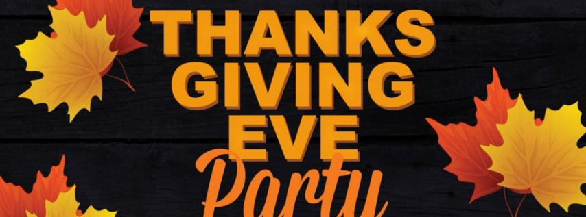 Thanksgiving Eve Alley Party