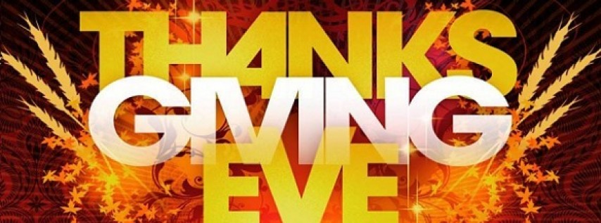 Thanksgiving Eve at Roxy's Rooftop!