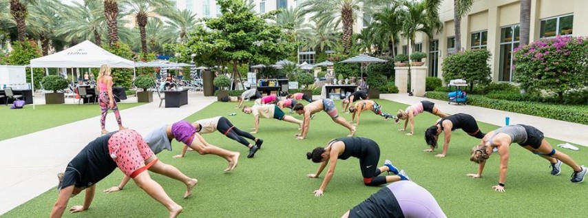 Thanksgiving Day Bootcamp at Hilton West Palm Beach