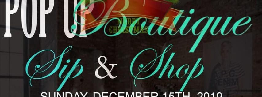 SA'LOOTE CULTURES POP UP SIP & SHOP CHRISTMAS CELEBRATION / COLLABORATION