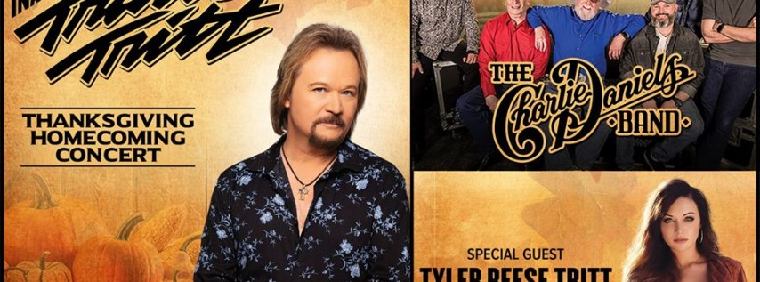 Travis Tritt's Thanksgiving Homecoming