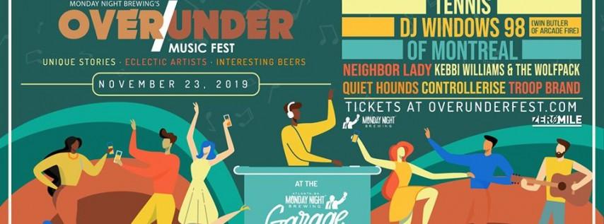 Over/Under Music Fest