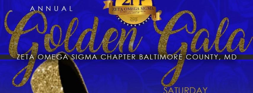ZOS Annual Golden Gala