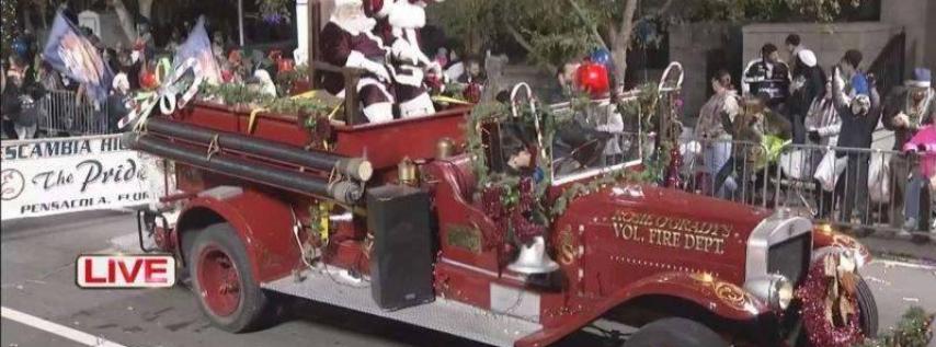 2019 Cox Pensacola Christmas Parade