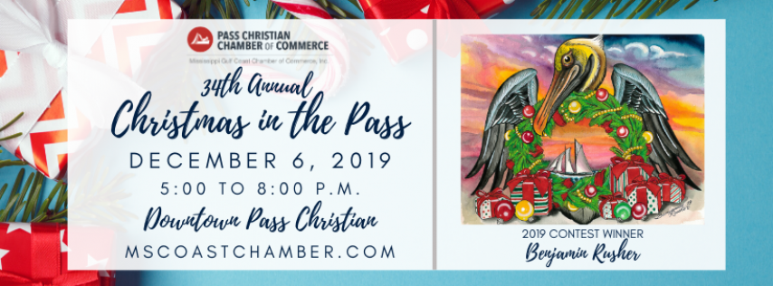 Pass Christian Chamber's 34th Annual Christmas in the Pass