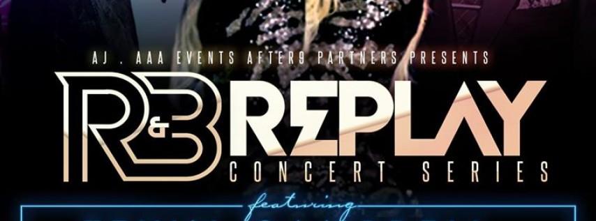R&B Rewind Concert Series Feat. Tevin Campbell & Tameka 'Tiny' Harris