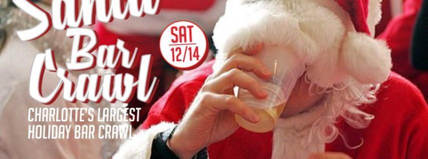 20th Annual Santa Bar Crawl
