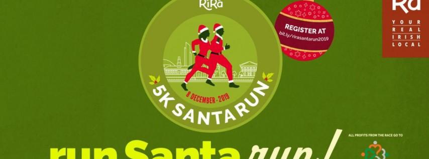 Ri Ra Santa Run