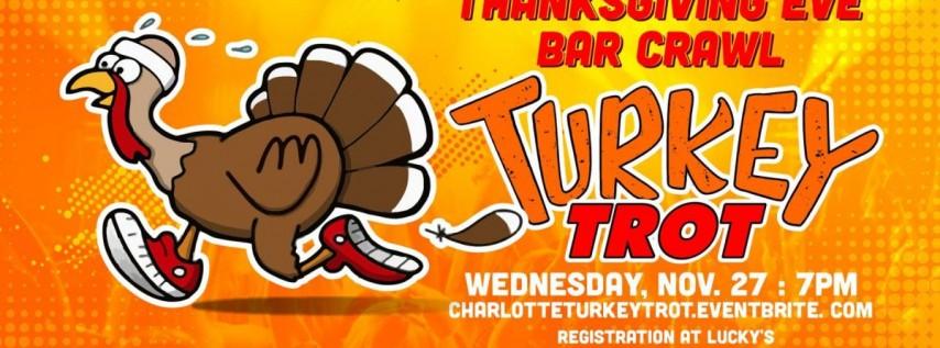 Turkey Trot Bar Crawl 2019