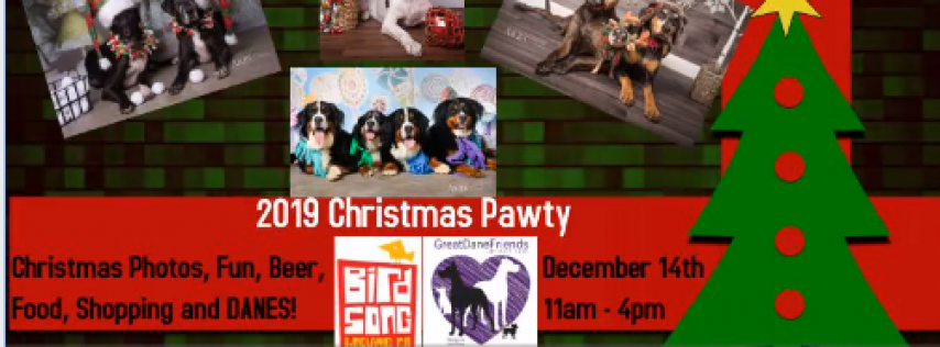 2019 Christmas Pawty